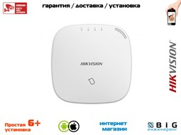 Беспроводная панель доступа с поддержкой IC-карт DS-PWA32-HR(White)